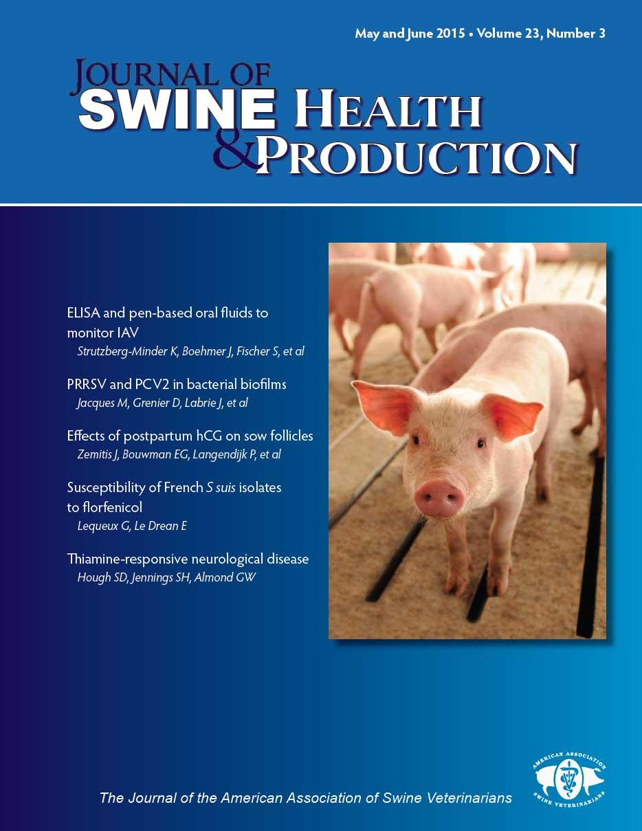 swine veterinary services